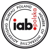 Logo of IAB Polska - Interactive Advertising Bureau