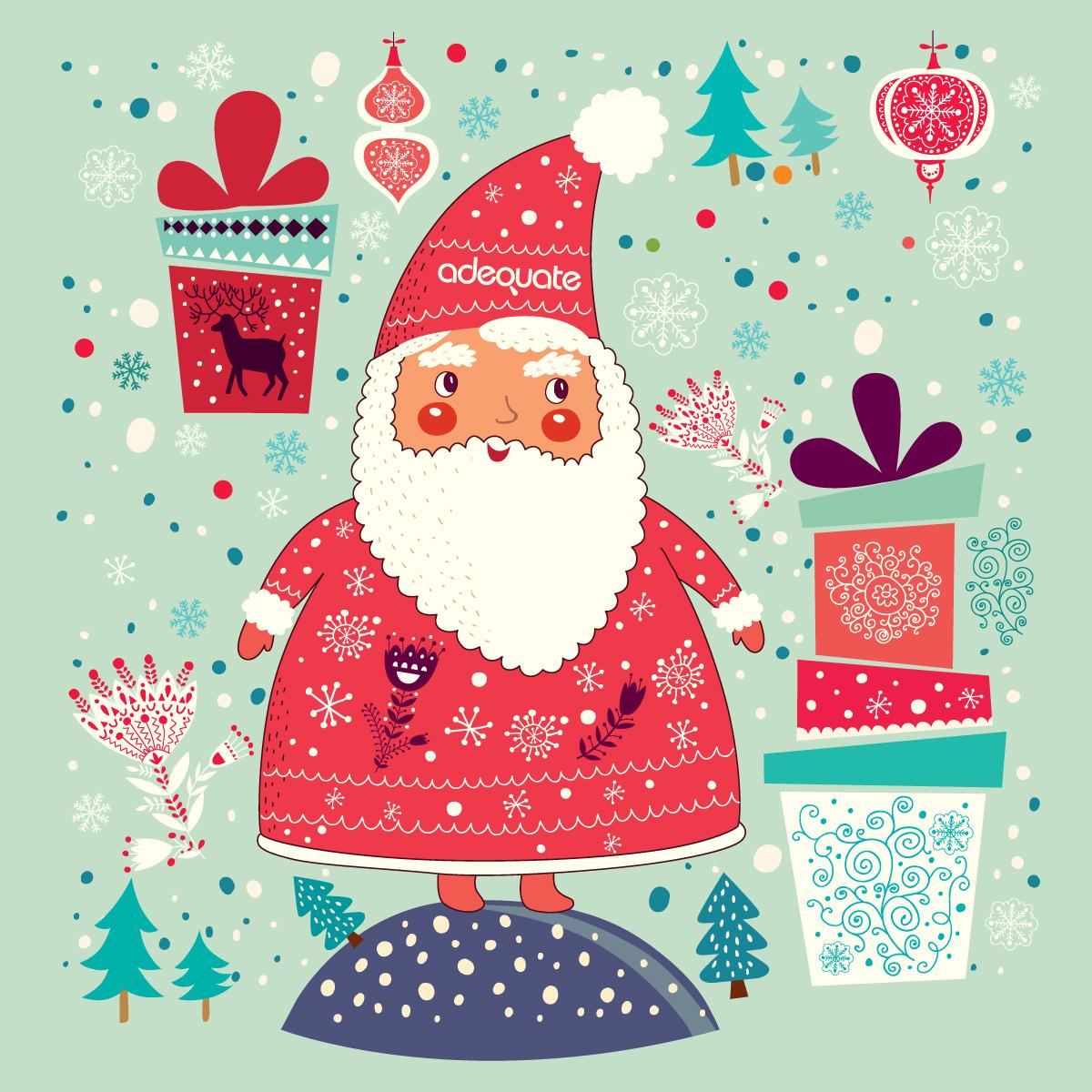 Zyczenia swiateczne - Boze Narodzenie 2014